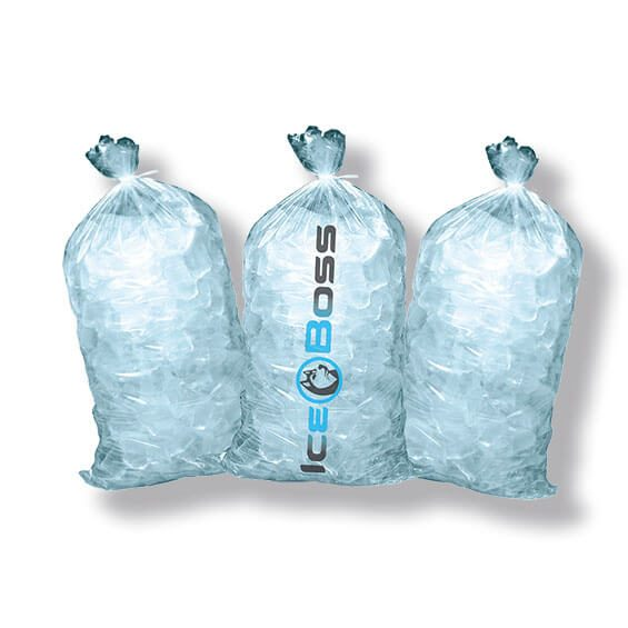 2Kg bag of ice
